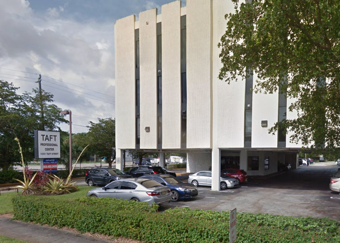 Picture of the Pembroke Pines Office