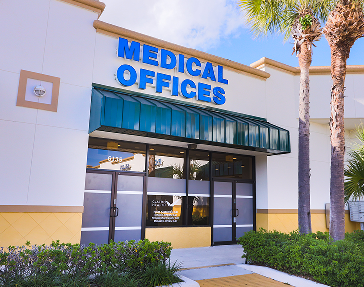Picture of the Lake Worth Office