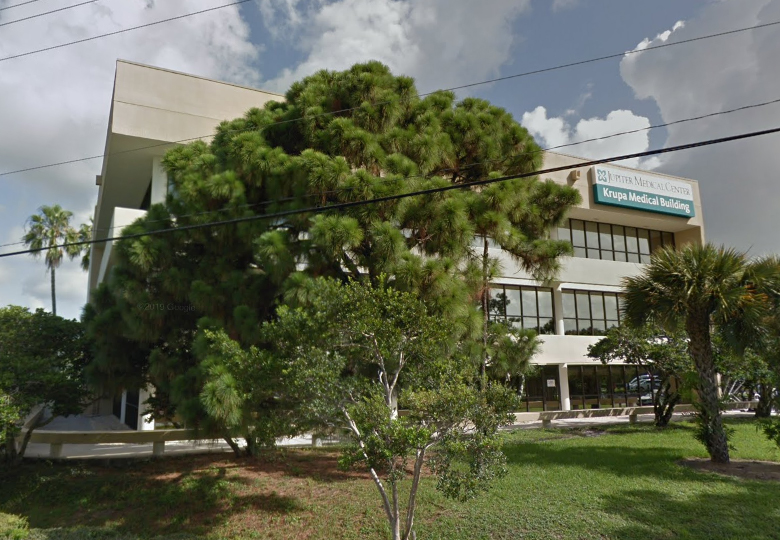 Picture of the Jupiter Medical Center Campus Office