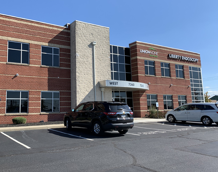 Picture of the Liberty Township Office