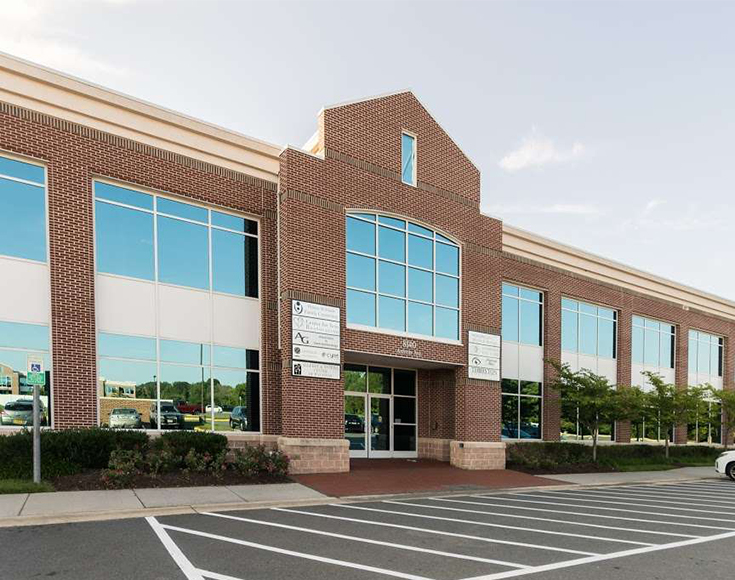 Picture of the Manassas Office