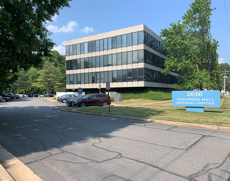 Picture of the Mount Vernon Office