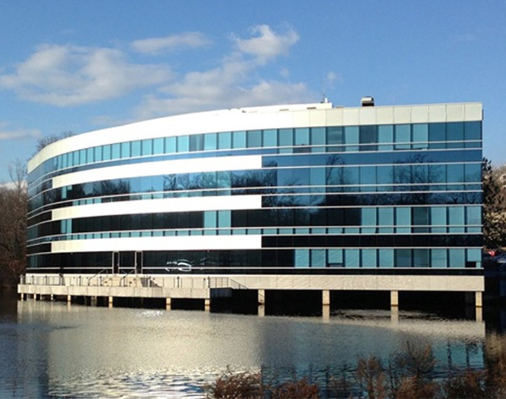 Picture of the Reston Office