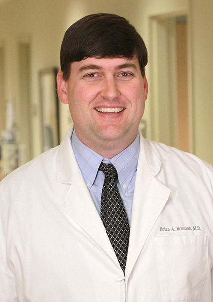 Brian A. Brunson, MD