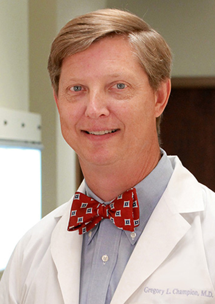 Gregory L. Champion, MD, FACG