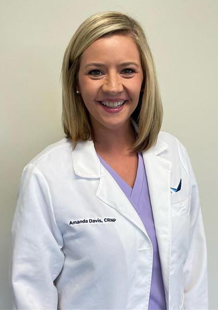 Amanda P. Davis, CRNP