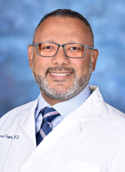 Ahmed M. Hegab, MD