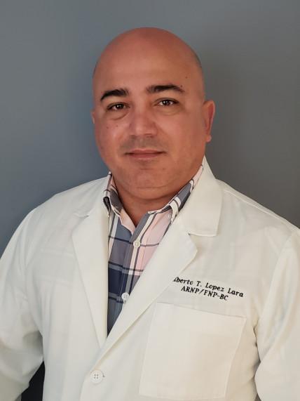 Alberto T. Lopez Lara, APRN