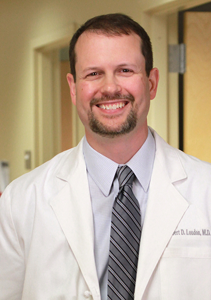 Robert D. Loudon, MD