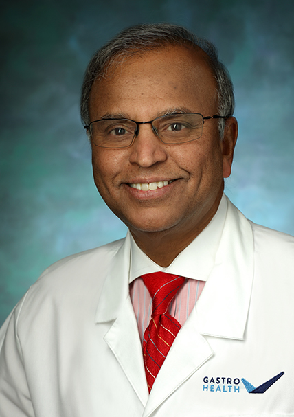 Natarajan Ravendhran, MD, MBA, AGAF, FACG