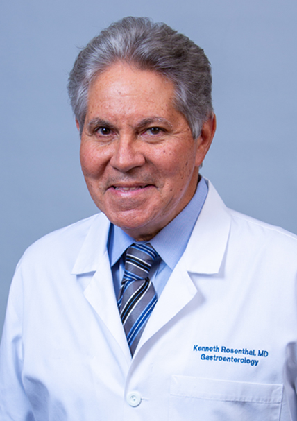 Kenneth R. Rosenthal, MD, FACP, FACG
