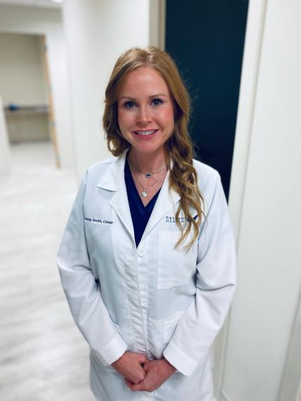 Lindsay B. Smith, CRNP